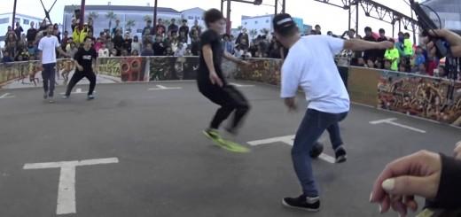 【動画】3on3天下一武道会・大阪ラウンド2016 OPEN決勝
