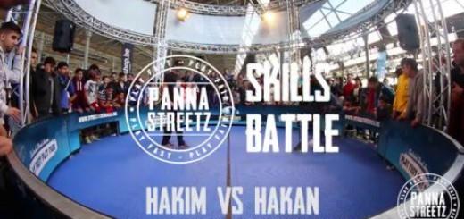 [PANNAバトル][Electrabel Street Heroes] Hakim vs Hakan vs Aless vs Evrim