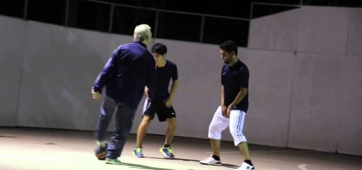[Sean Garnier]おじいちゃんによる物凄いストリートサッカーテクニック?