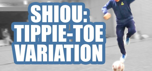 [Street Tutorials] TIPPIE TOE VARIATION Tutorial ft. Shiou